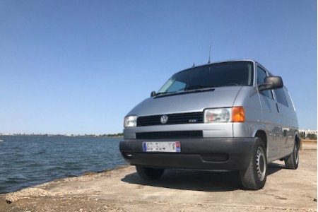 VW T4 Transporter Love2 - HV
