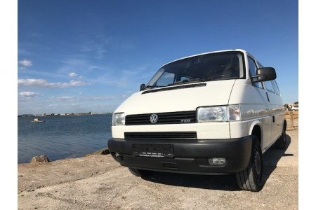 VW T4 Transporter Syncro long