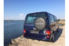 VW T4 Caravelle long Syncro AXL