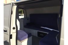 VW T5 Transporter aménagé