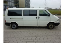 VW T4 Transporter long Syncro AXL