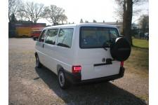 VW T4 Transporter Syncro AXL
