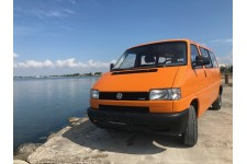 VW T4 Transporter Syncro Long 2.5TDI 102cv