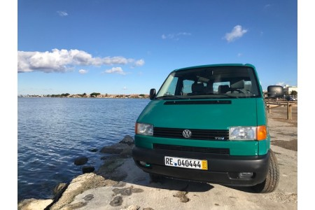 VW T4 Transporter Long 2,5TDI 88cv